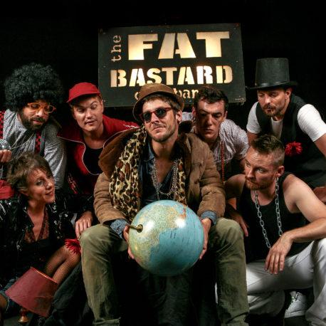 Fat bastard gang band