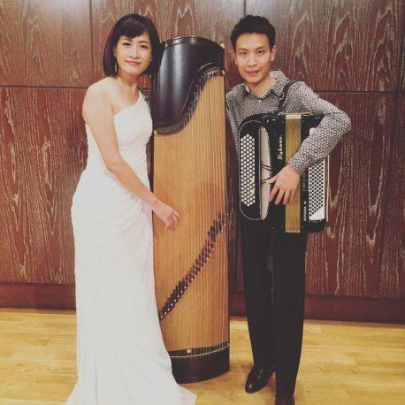 Rencontre musicale avec Vincent Tsai
