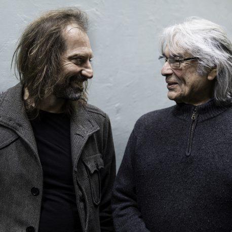 Chango Spasiuk e Raul Barboza